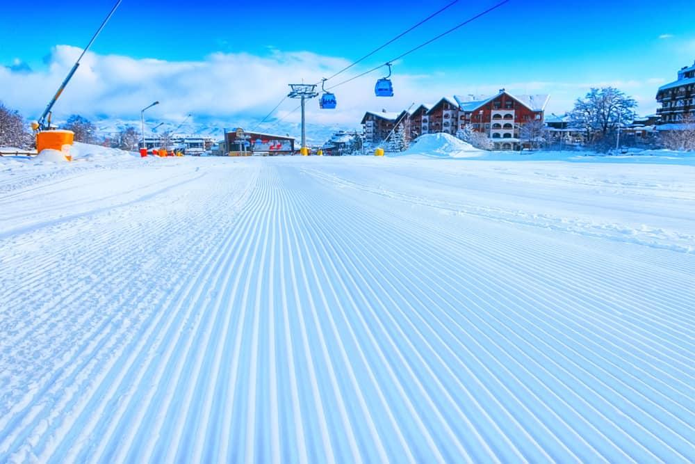 Bansko Kayak Merkezi Pistleri