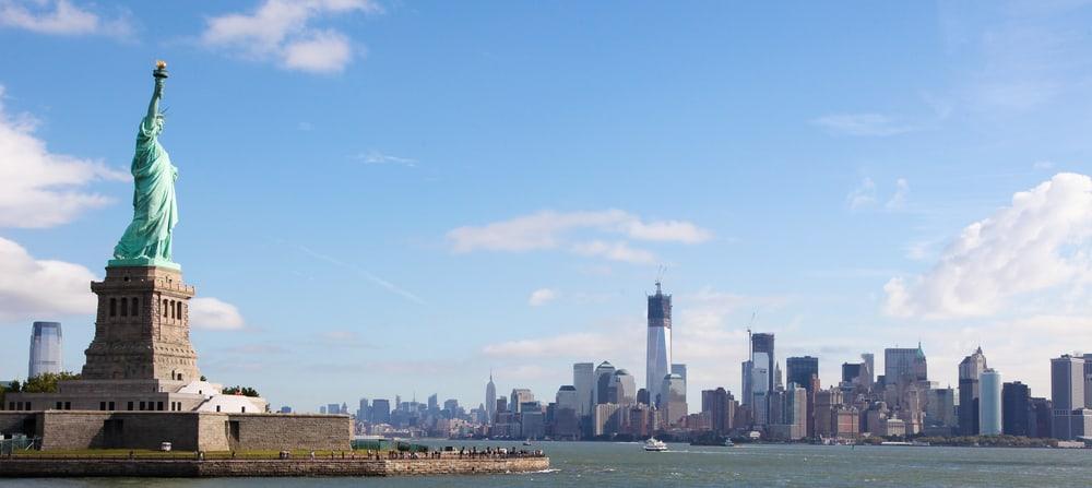 Statue of Liberty (Özgürlük Anıtı) New York