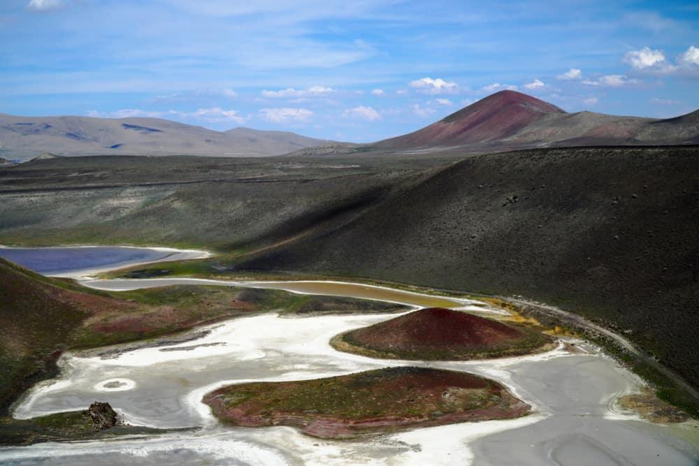 Meke Krater Gölü Konya
