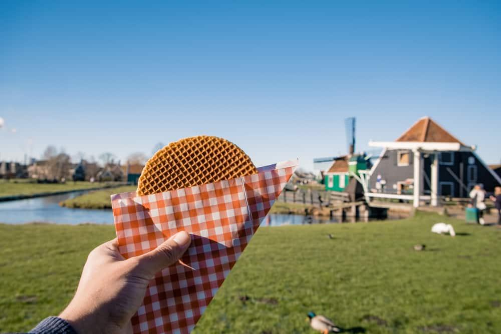 Stroopwafel Hollanda