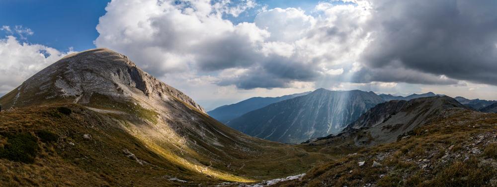 Vihren Tepesi Bansko Bulgaristan