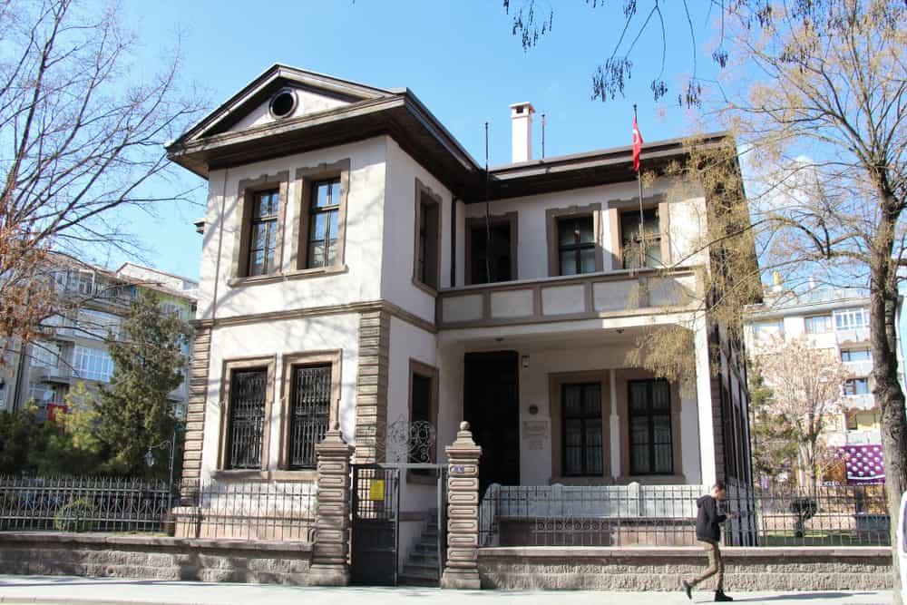 Konya Atatürk Evi Müzesi