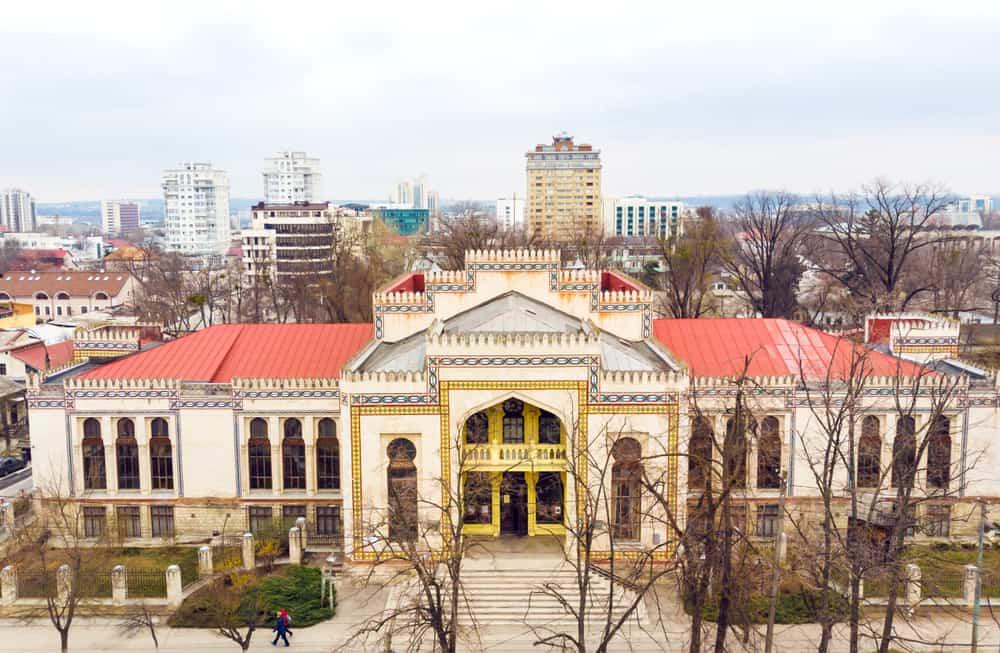 Moldova Ulusal Tarih Müzesi