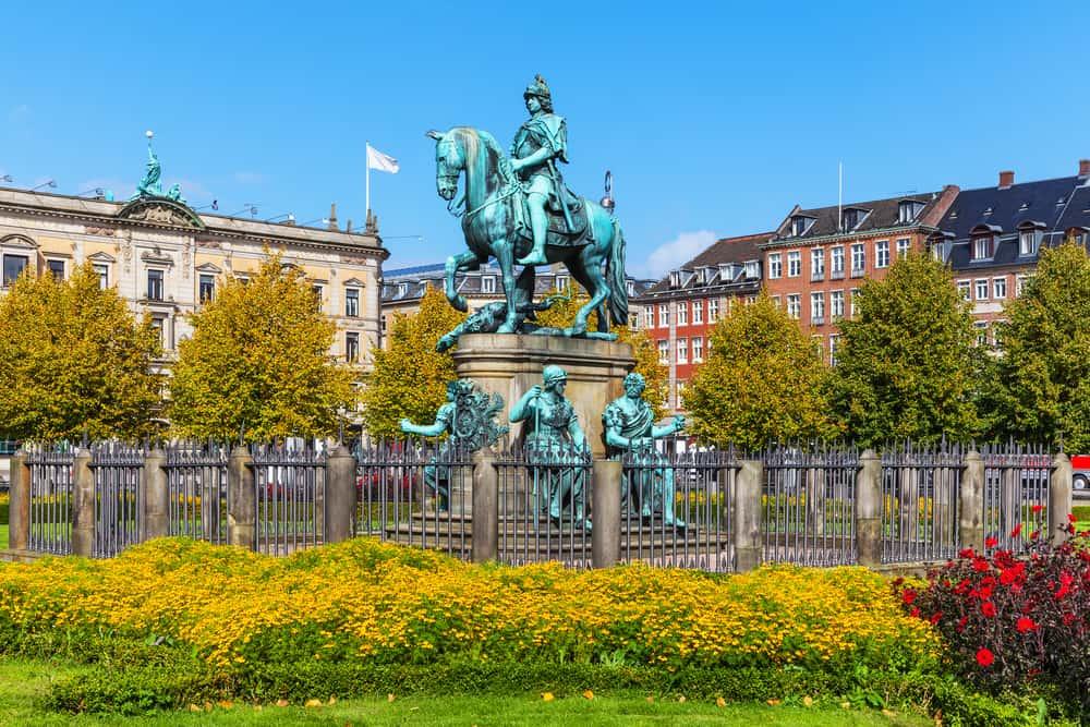 City Hall Meydanı, Kopenhag
