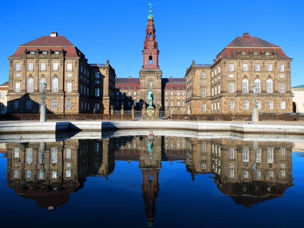 Christianborg Sarayı, Kopenhag