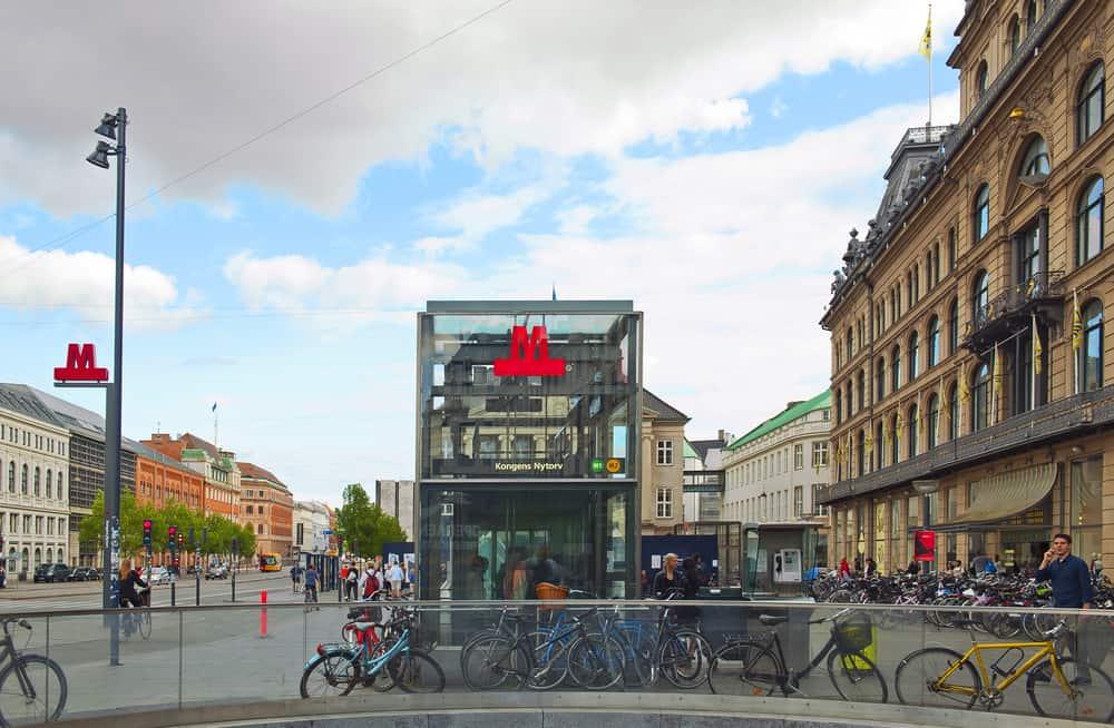 Kopenhag'a Ulaşım, Nasıl Gidilir? & Şehir içi Ulaşım İmkânları. Kopenhag Metro