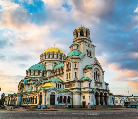 Alexander Nevsky Katedrali Sofya