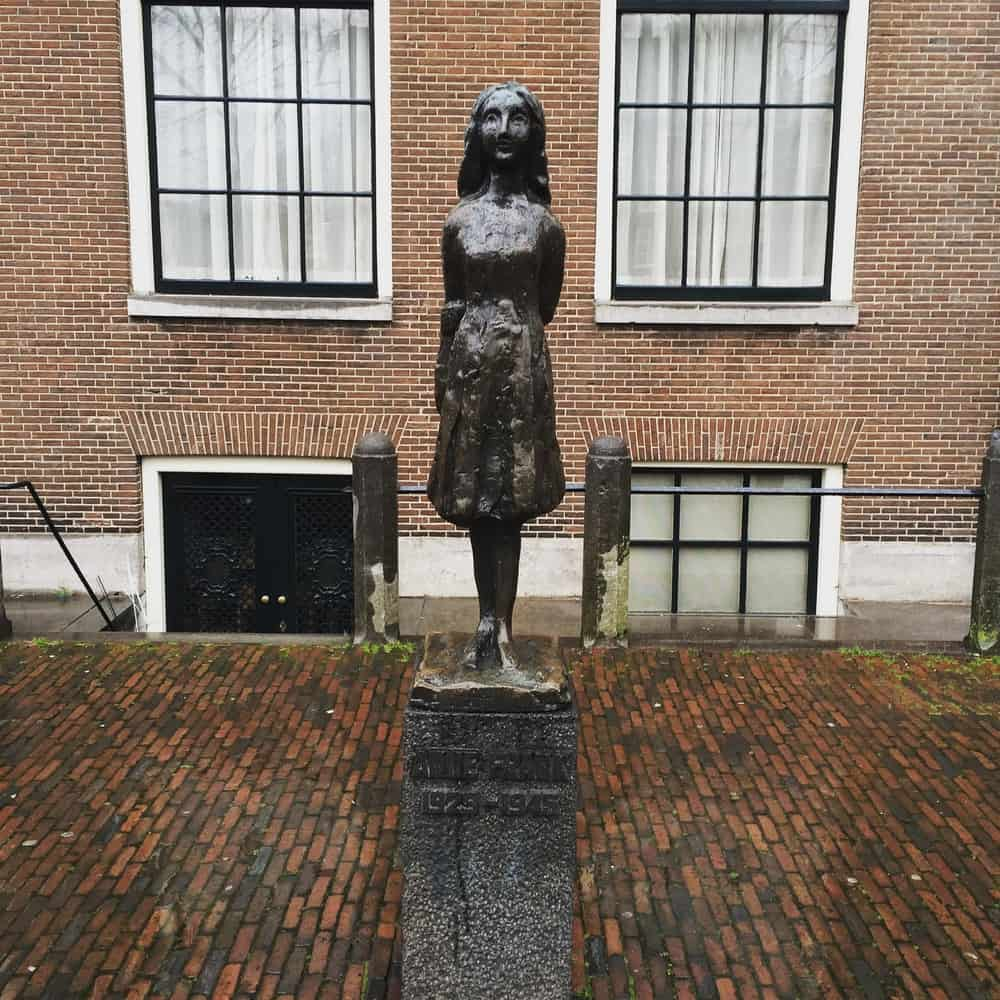 anne frank hollanda