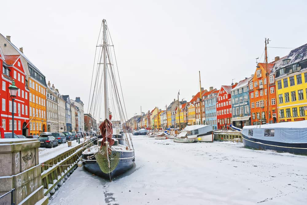 Kopenhag'da İklim: Ne Zaman Gidilir?