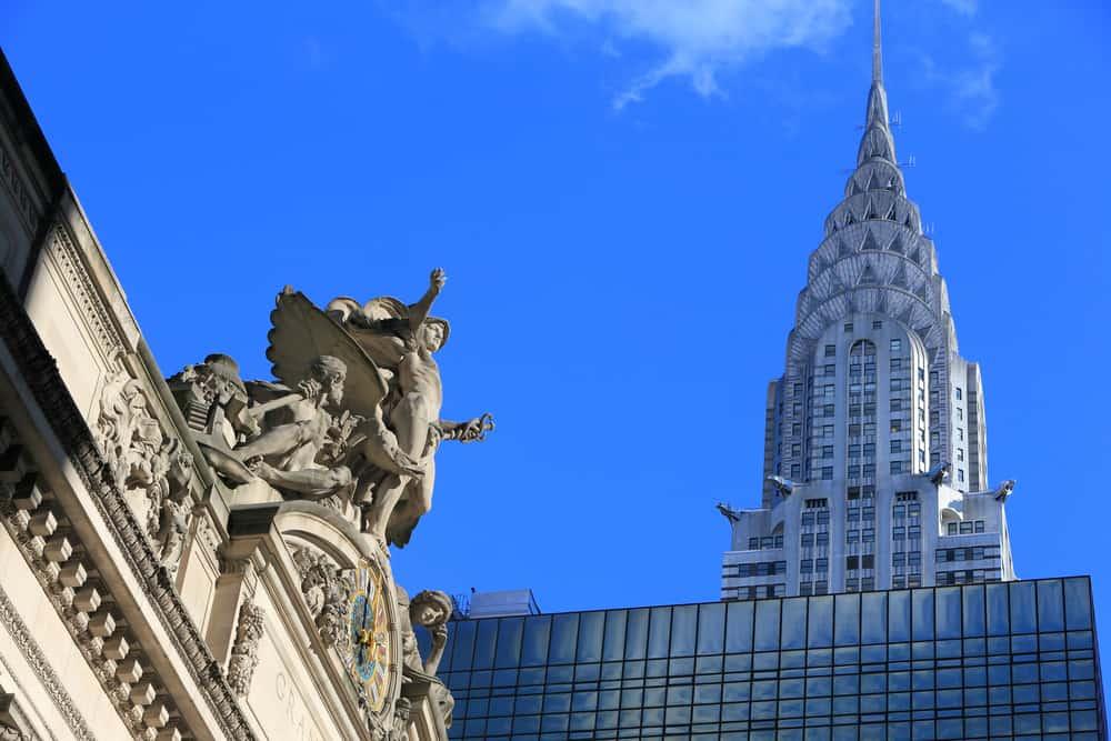 Chrysler Binası New York