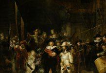 Hollanda Rembrandt Gece Bekçileri