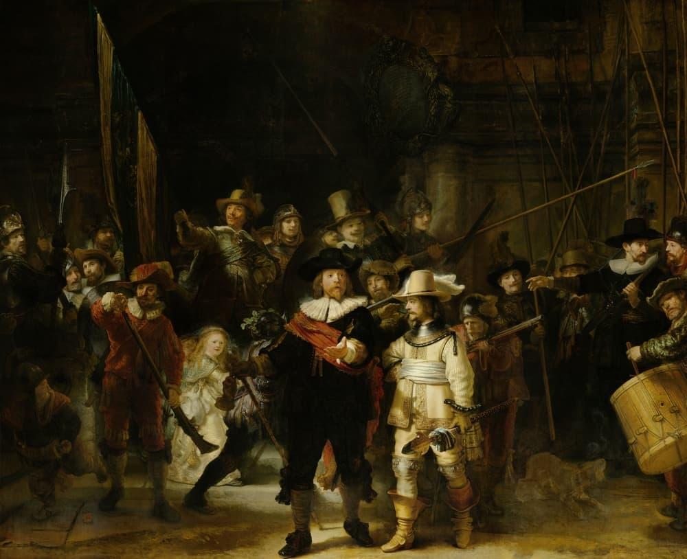hollanda rembrandt