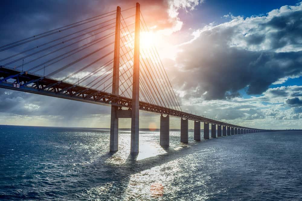 öresund köprüsü malmö kopenhag