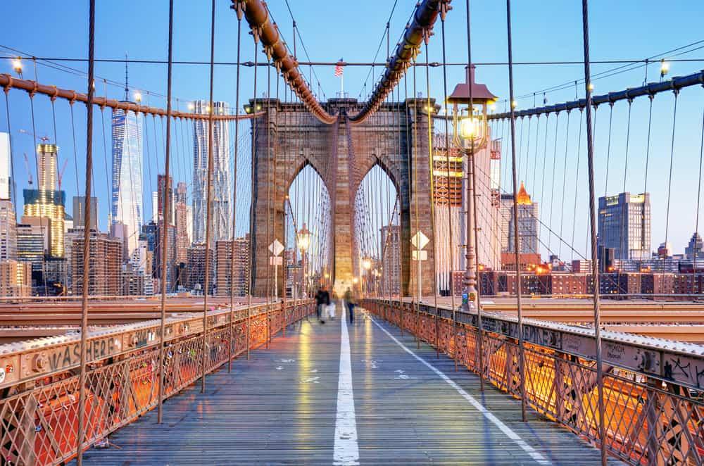 Brooklyn Köprüsü New York