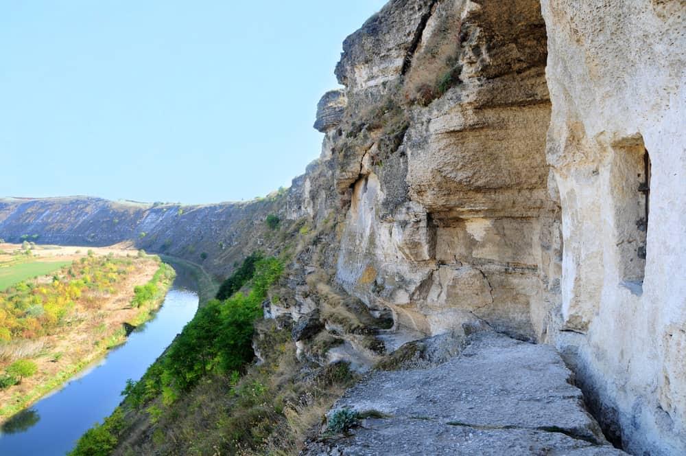Orheiul Vechi Mağarası Moldova