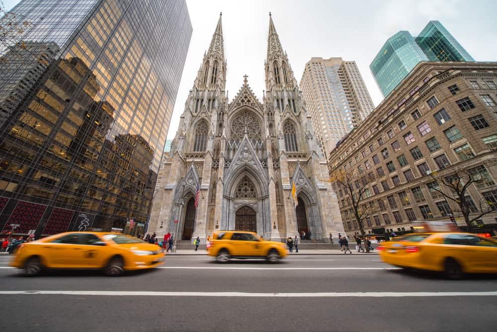 St Patrick's Katedrali New York