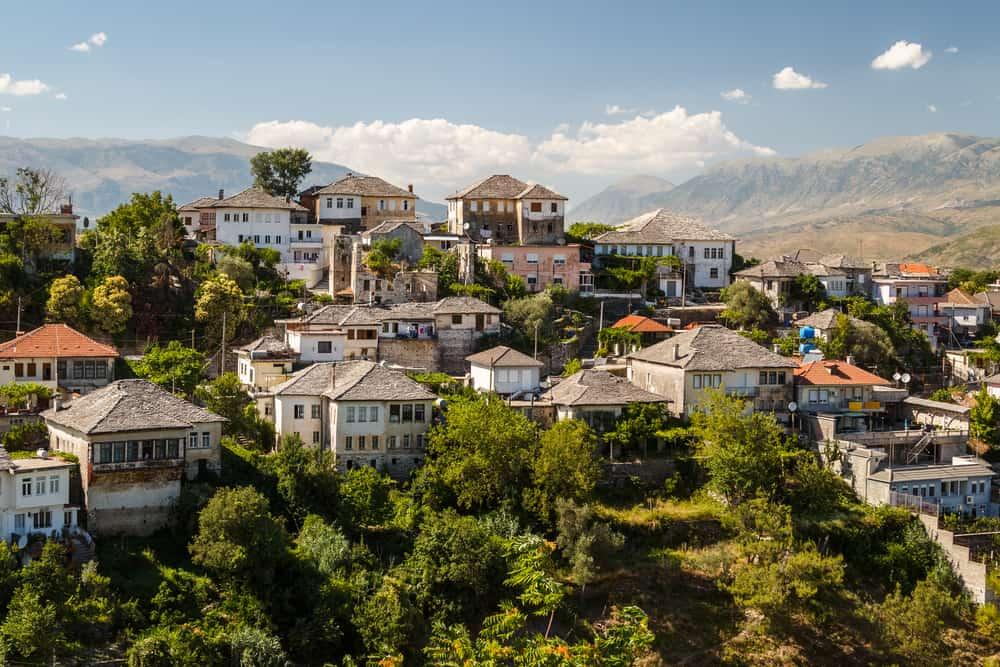 Gjirokaster arnavutluk