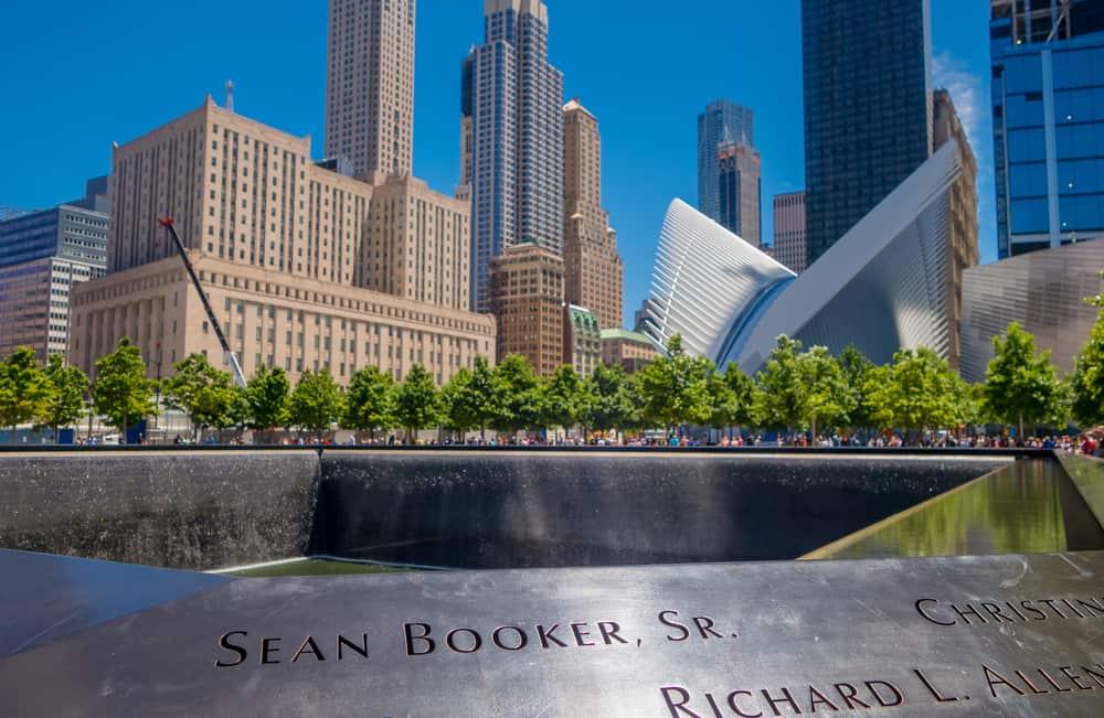 National 9/11 Memorial (11 Eylül Ulusal Anıtı) New York