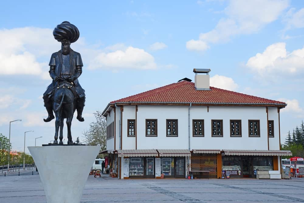 Akşehir Nasreddin Hoca Arkeoloji ve Etnografya Müzesi (Rüştü Bey Konağı)