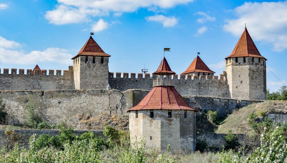 Bender Kalesi Moldova