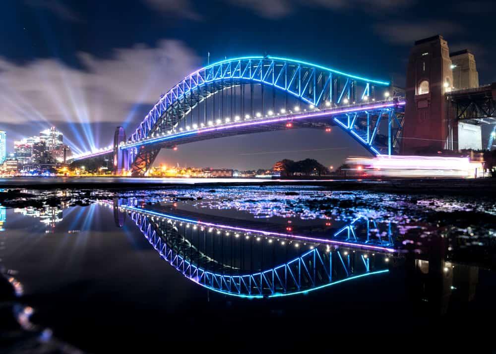 Sidney Limanı Köprüsü, Avustralya
