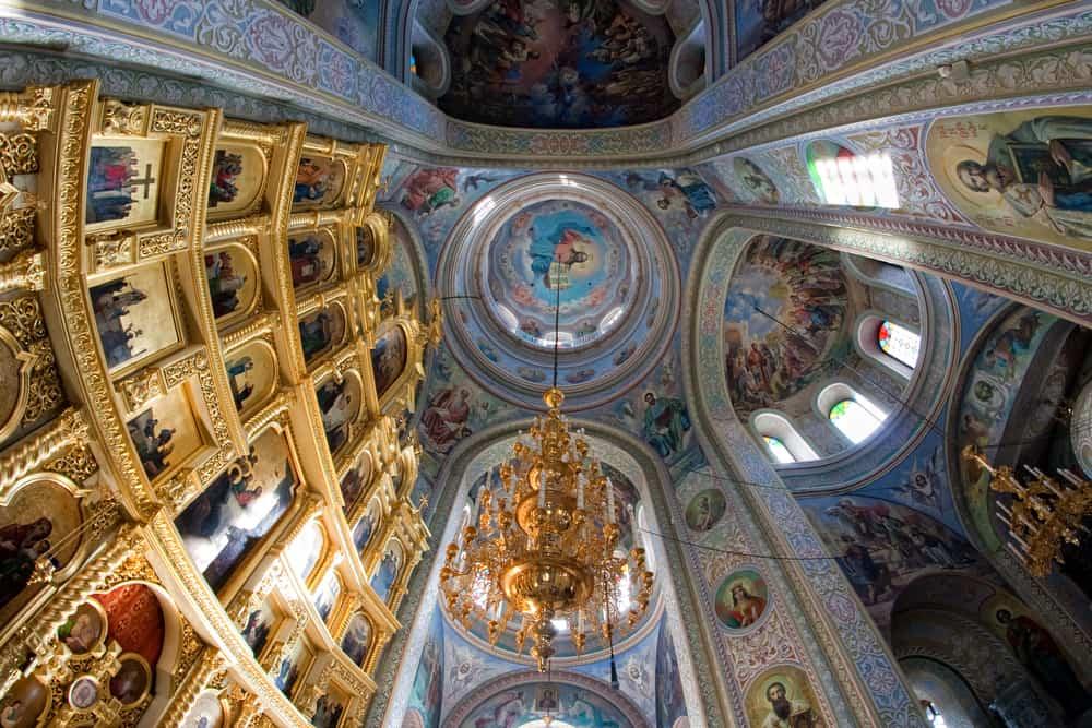 Capriana Manastırı Moldova