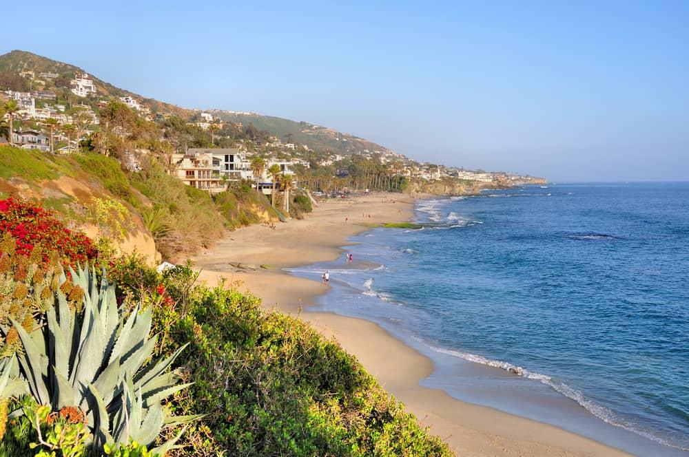 Laguna Plajı Los Angeles