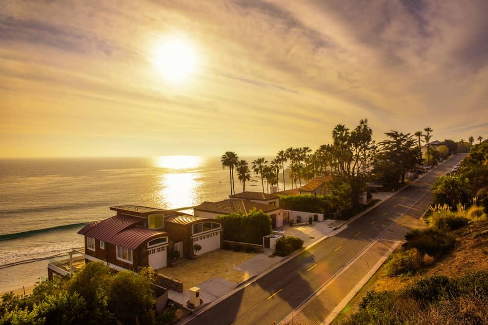Malibu Plajı Los Angeles