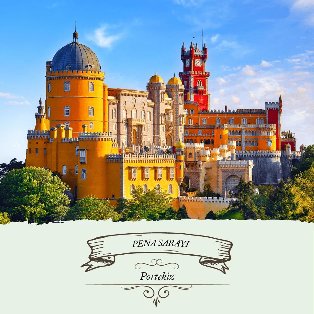 Pena Sarayı – Portekiz