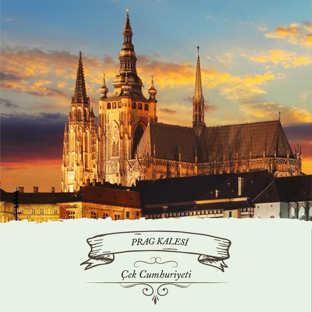 Prag Kalesi – Çek Cumhuriyeti