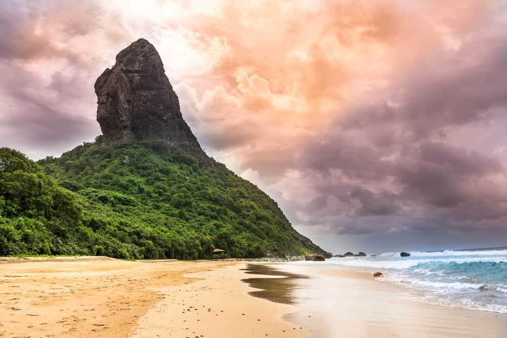 Baia do Sancho, Fernando de Noronha, Brezilya