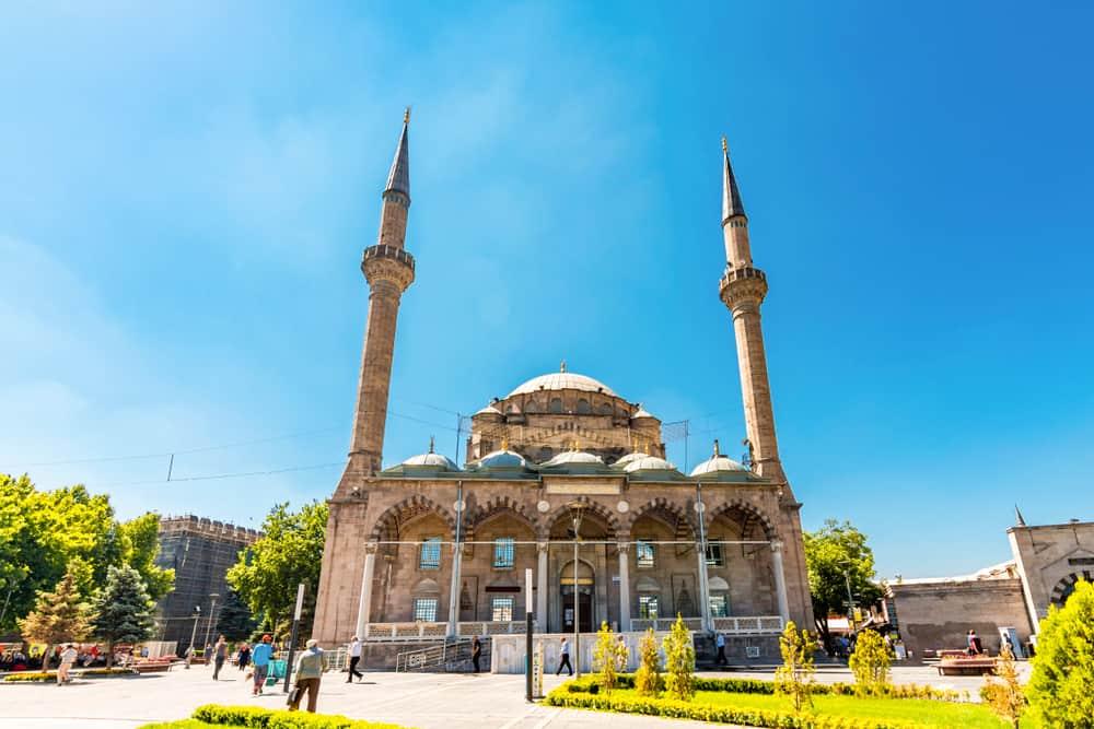 Bürüngüz Camii Kayseri