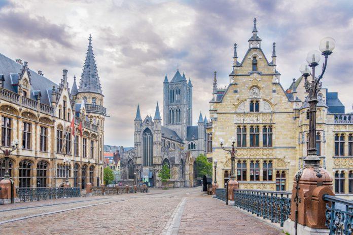 Ghent Belçika