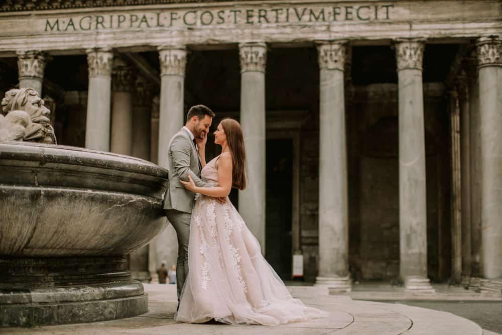 Roma'da Evlilik