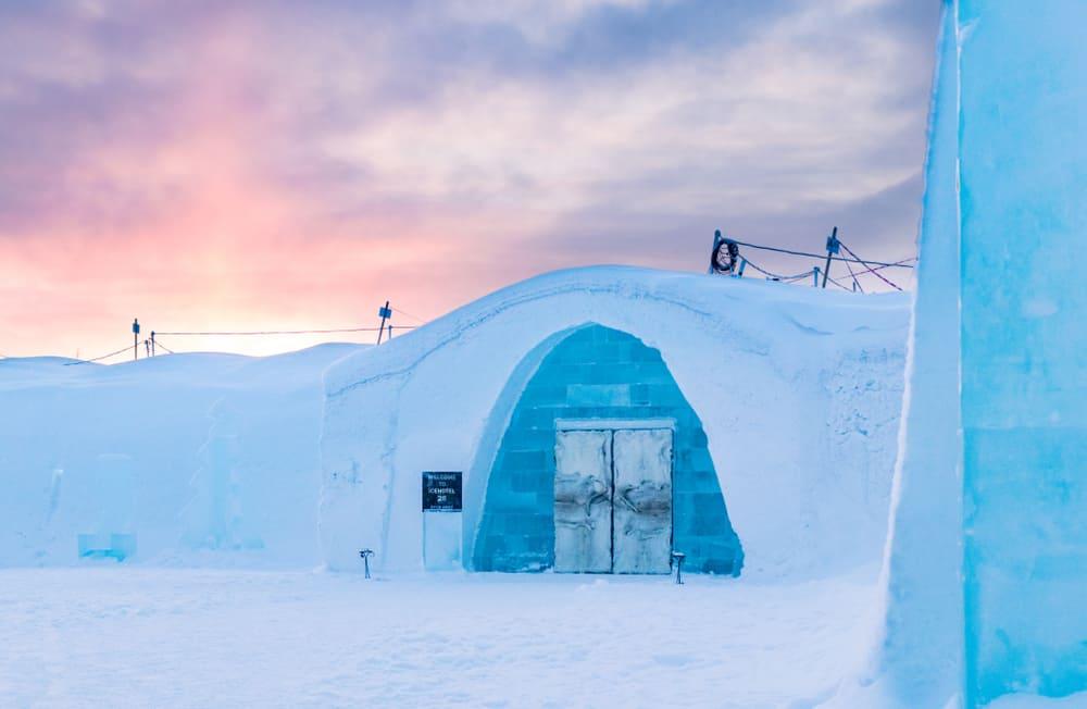 Ice Hotel, İsveç