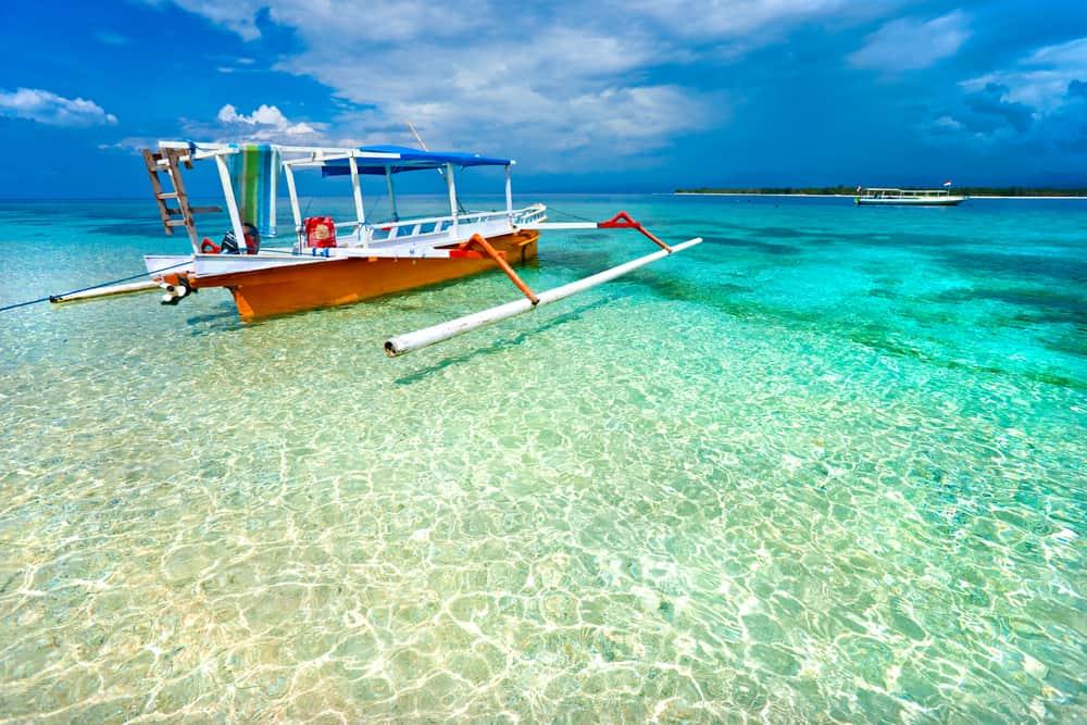 Gili Adaları, Bali