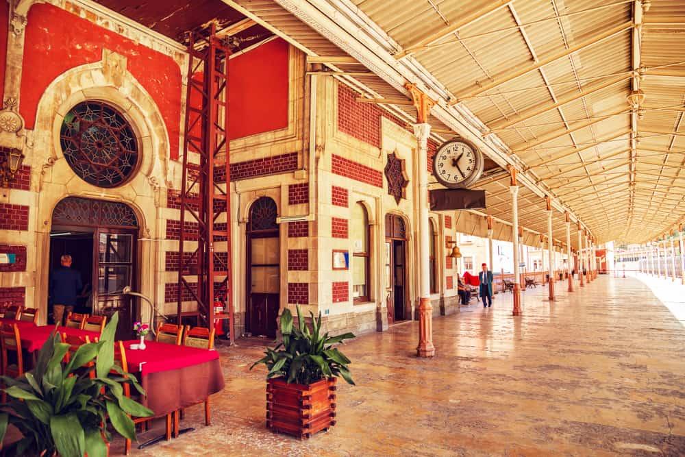 Sirkeci Tren İstasyonu, İstanbul, Türkiye