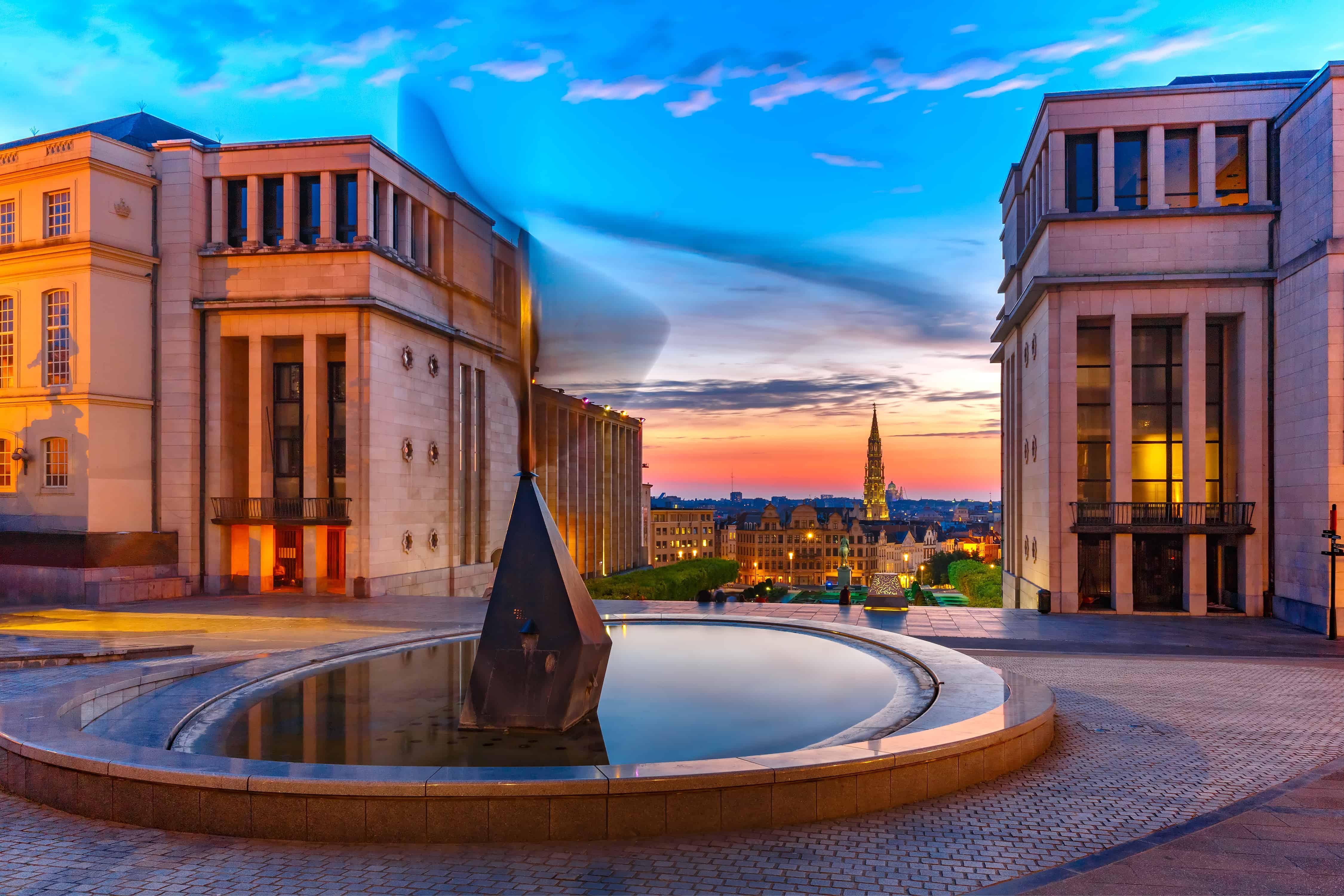 Müzeler Bölgesi Brüksel