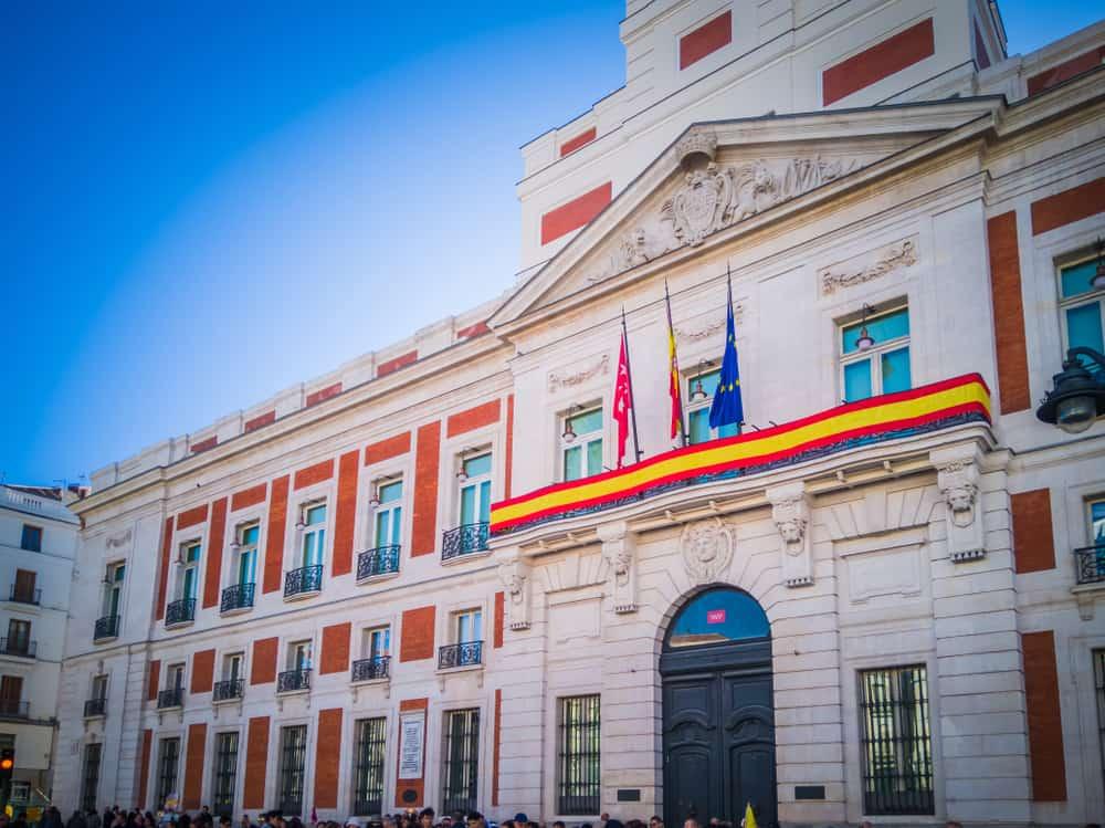 Casa De Correos (Postane Binası)
