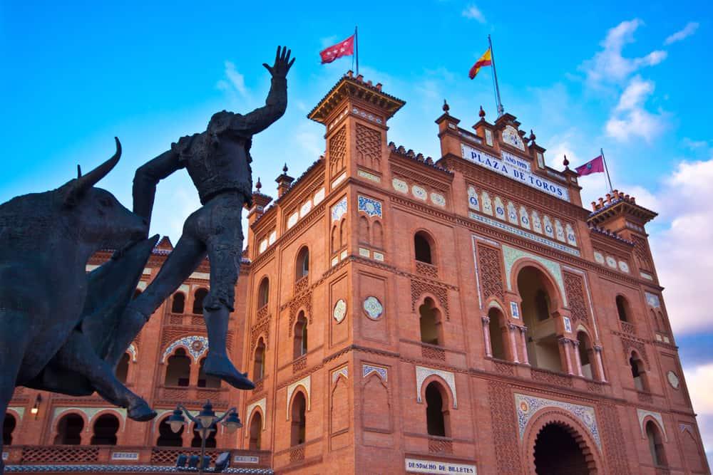 Las Ventas Arenası Madrid