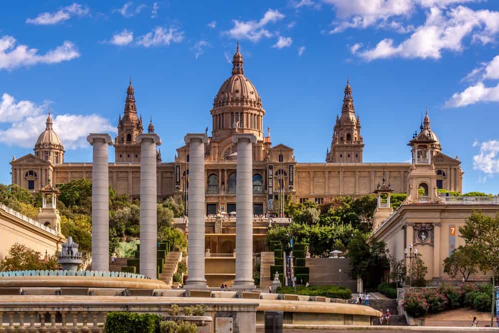 Museu Nacional d'Art de Catalunya (Katalonya Ulusal Sanat Müzesi)