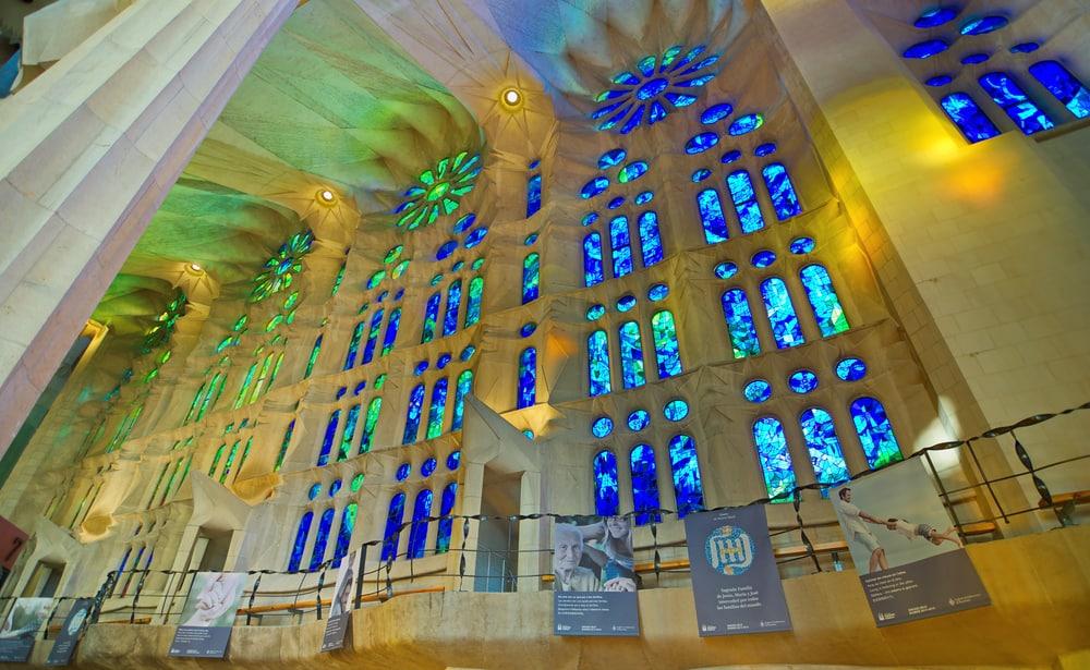 Sagrada Familia (Kutsal Aile) Bazilikası