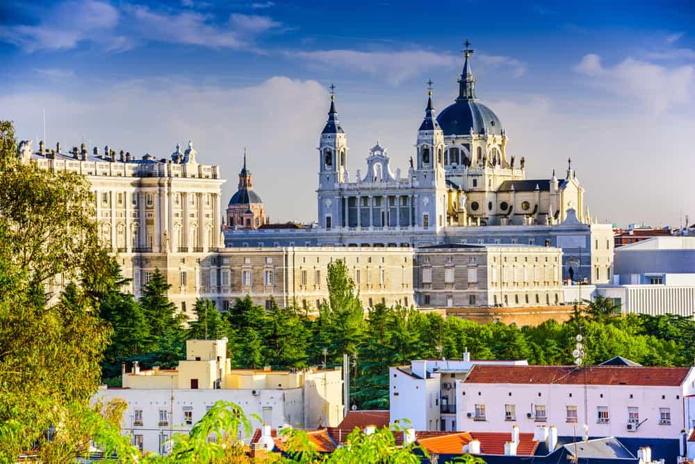 Palacio Real De Madrid (Madrid Kraliyet Sarayı)