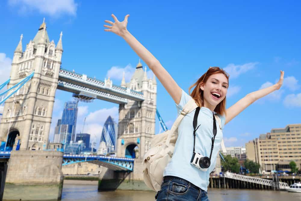 Öğrenci Seyahat Londra