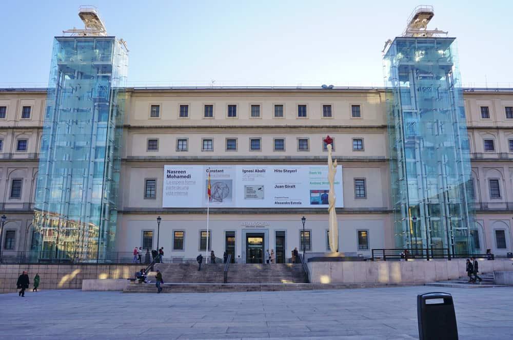 Reina Sofia Ulusal Müze ve Sanat Merkezi