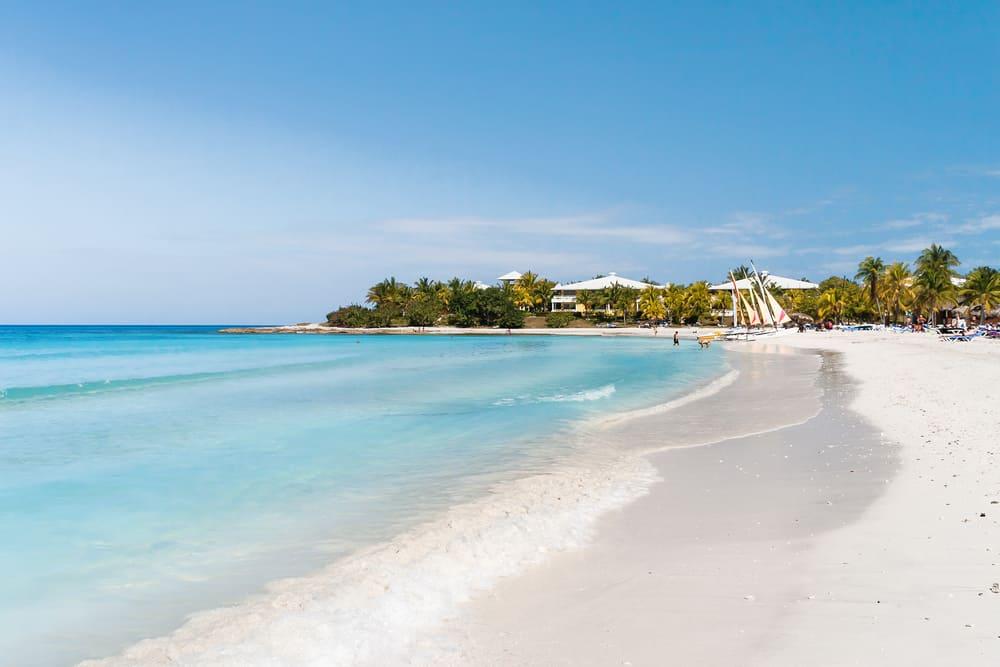 Varadero Plajı, Matanzas, Küba