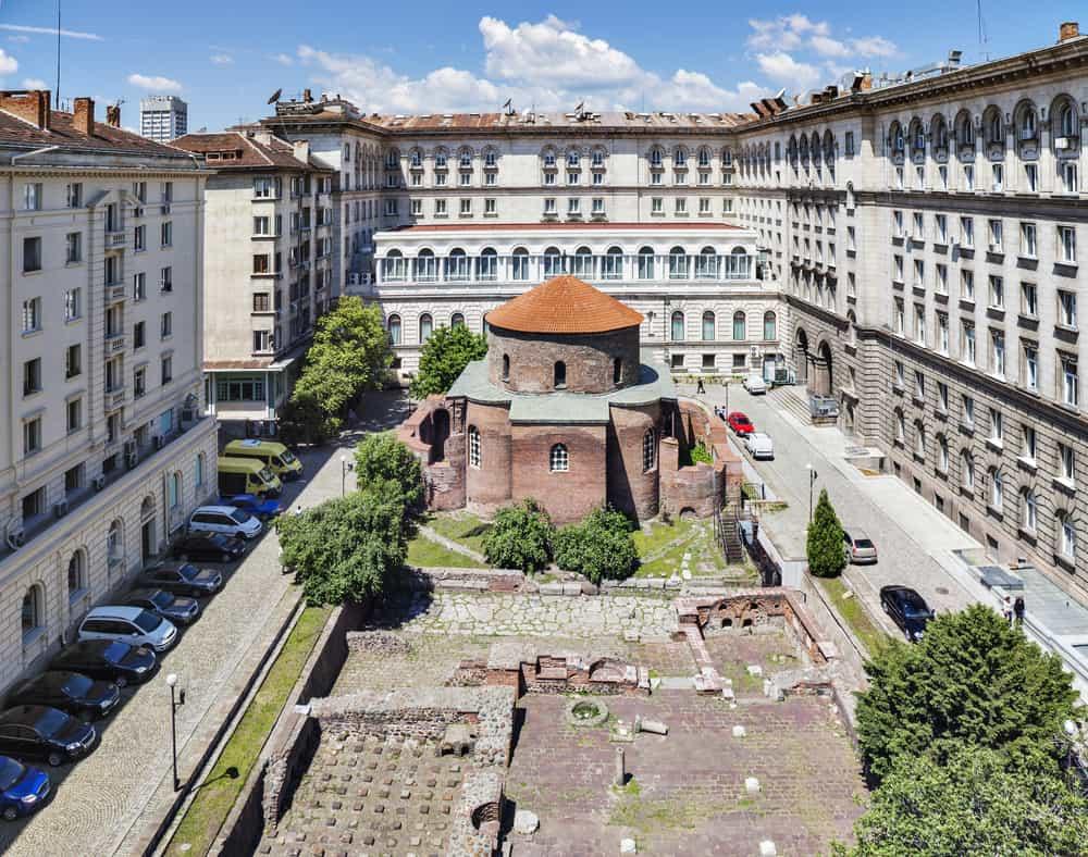 Rotunda Kilisesi Sofya