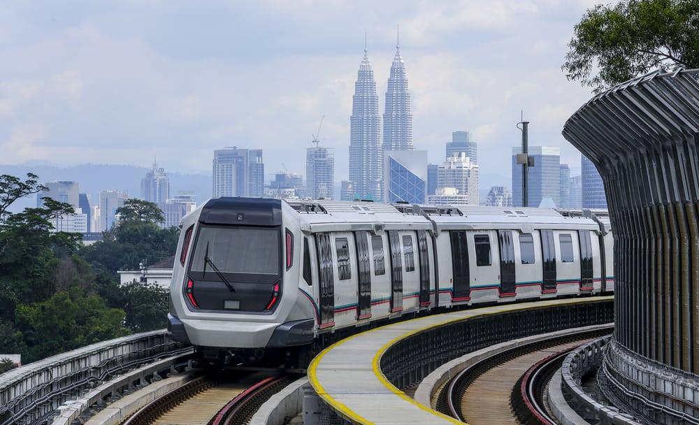 Kuala Lumpur Tren İstasyonu, Kuala Lumpur, Malezya