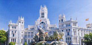 Madrid İspanya
