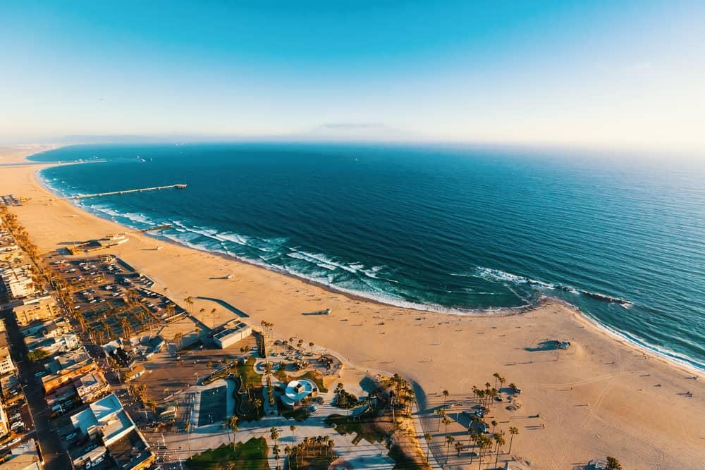 Pasifik Sahilleri Los Angeles